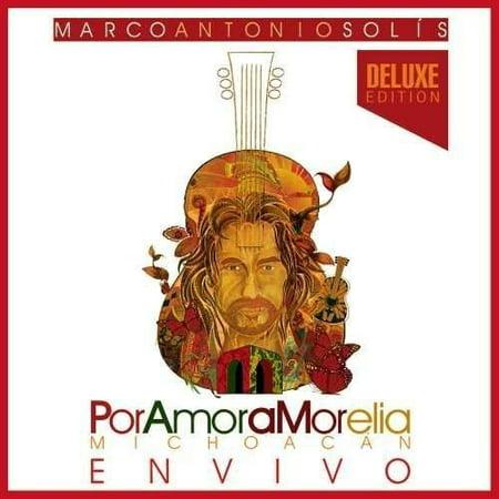 Por Amor A Morelia Michoacan [CD/DVD] (Includes DVD) (Mi Morelia)