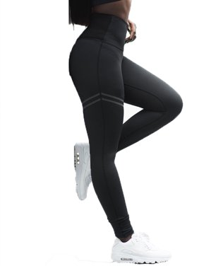 76f2173f939e0 Product Image Womens Sport Leggings High Waist Pants Trousers Fitness Yoga  Gym Workout Clothes