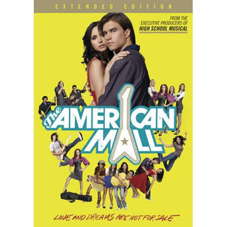 American Mall (DVD) - Mall Of America Halloween Store