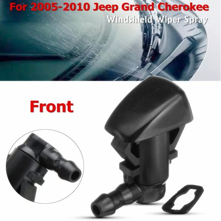 Front Windshield Washer Wiper Spray Jet Nozzle For Jeep Grand Cherokee (Jeep Grand Cherokee Frame)