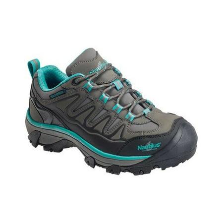 Women's Nautilus N2268 Steel Toe Waterproof Work Shoe (Nautilus Shoes)