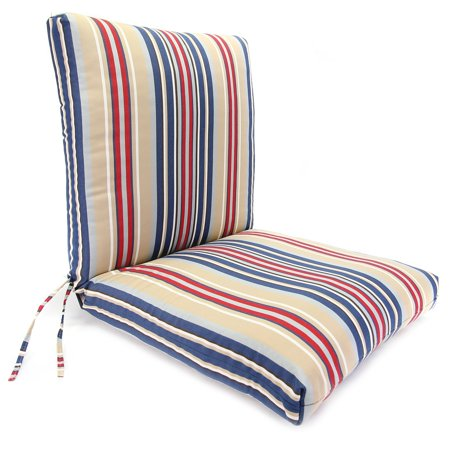 Jordan Manufacturing Outdura 40 in. Dining Chair Cushion