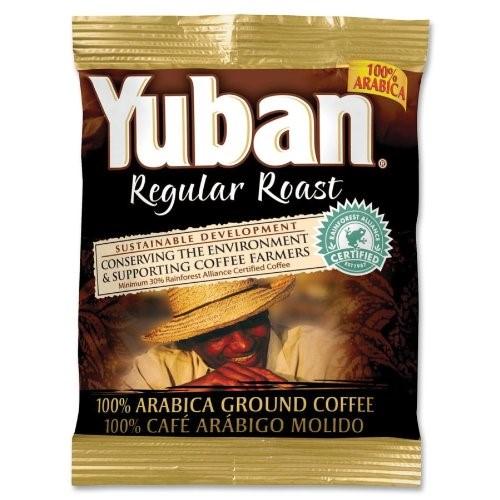 Yuban Ground Coffee, 1.25 Oz, 42 Ct