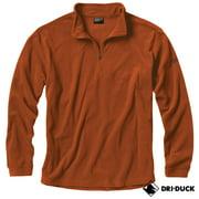 Element 1/4 Zip Nano-Fleece Pullover (M)- Spice