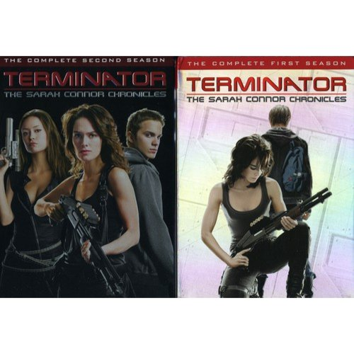 Terminator: The Sarah Connor Chronicles - The Complete Seasons 1 & 2 (Widescreen)