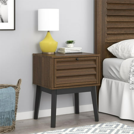 Ameriwood Home Vaughn Nightstand, Multiple Colors