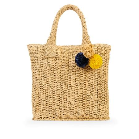 Reuse Bags (Eliza May Rose Pom Duo Bag)