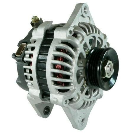 DB Electrical AMT0155 New Alternator for Kia Rio 1.5L 1.5 01 02 2001 2002, 1.6L 1.6 Kia Rio 03 04 05 2003 2004 2005 334-1472 113656 400-46021 OK30D-18-300 RK30D-18-300U 1-2446-01MD AB180140 13948