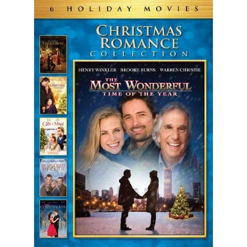 Christmas Romance Collection: 6 Holiday Movies (Tin Packaging)