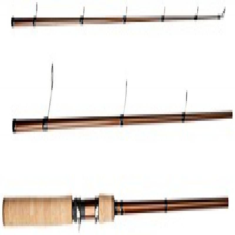 Okuma Fishing Tackle SST-S-863MH SST Travel Graphite Salmon Steelhead Fishing Spinning Rods by