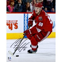 Antoine Vermette Arizona Coyotes Fanatics Authentic Autographed 8'' x 10'' Red Jersey Skating Photograph - No Size