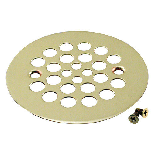 Westbrass Strainer Grid Shower Drain