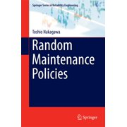 Random Maintenance Policies - eBook