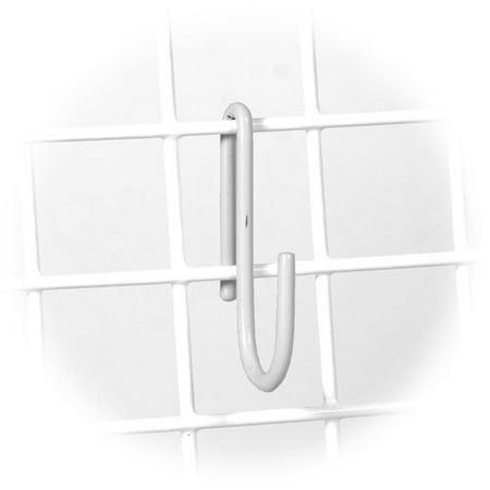 Organizational Wire Grid System Steel Grid Hook