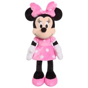 Disney Minnie Mouse Plush, Ages 2 +