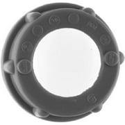 Halex 95202 2-Pack 3/4-Inch Plastic Insulating Bushing - Quantity 1