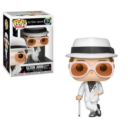 Why Do Pop Rocks Pop (FUNKO POP! ROCKS: Elton John (Greatest)