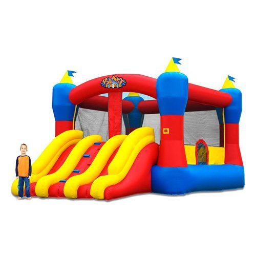 Blast Zone Magic Combo 13 Foot Commercial Bounce House