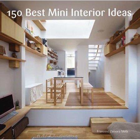 150 Best Mini Interior Ideas - eBook