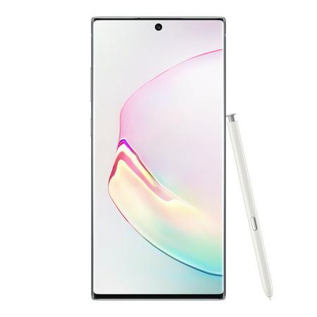 Samsung Galaxy Note10+ 256GB (Unlocked), White