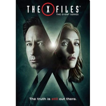 The X-Files: The Complete Tenth Season (DVD) (The Xfiles Season 2)