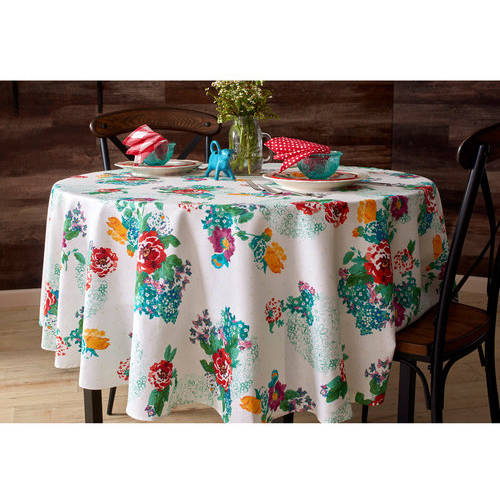 The Pioneer Woman Country Garden Tablecloth