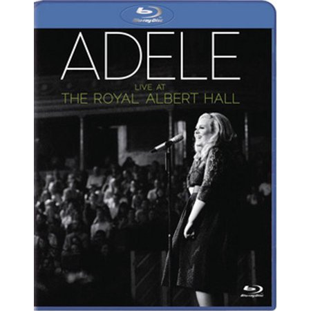 Adele: Live at the Royal Albert Hall (Blu-ray)