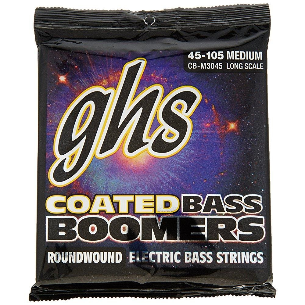 GHS CB-GBXL Coated Guitar Boomers Roundwound extra light