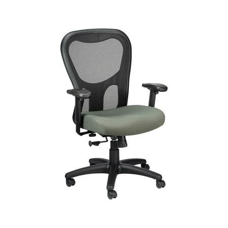 Tempur-Pedic® TP9000 Ergonomic Mesh Mid-Back Executive Chair, Olive Tempur Pedic Fabric Chair