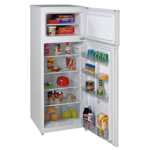 Apartment Fridge: Small Refrigerator Fridge Compact Apartment Garage Single