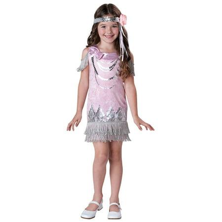 Girls Fancy Flapper Costume for $<!---->