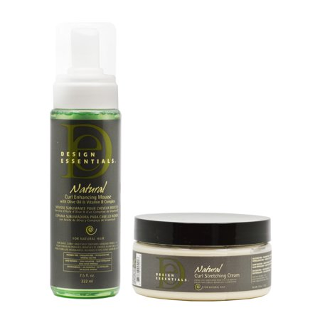 Design Essentials Natural Curl Enhancing Mousse Stretching Cream
