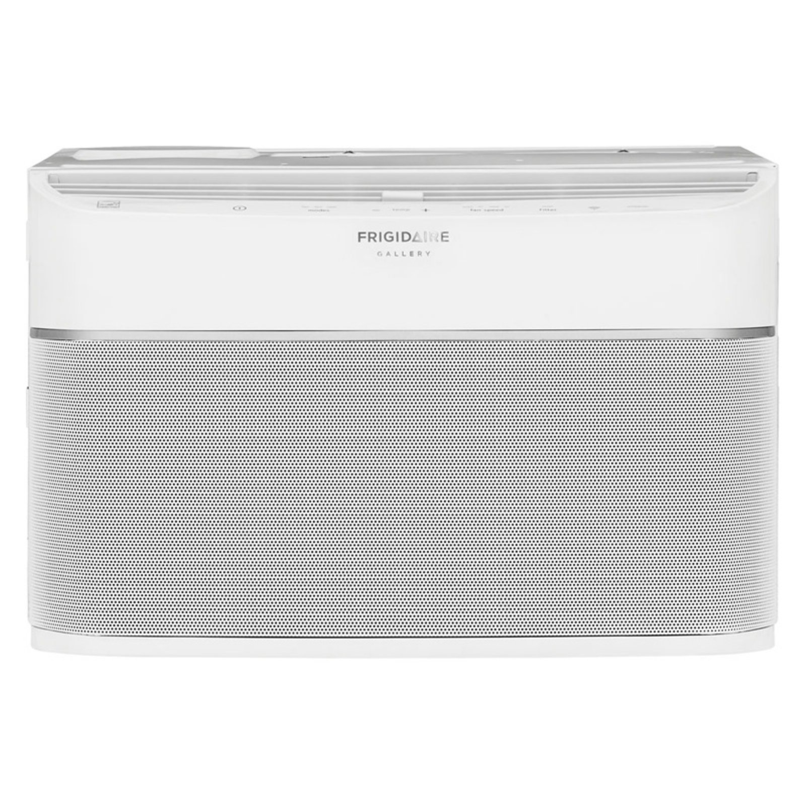 Frigidaire FGRC0844S1 Cool Connect 8,000 BTU 115V Window-Mounted Air Conditioner with WiFi Control