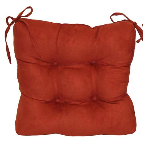 Square Cushion for Dining Chair - Set of 4 (Camel)