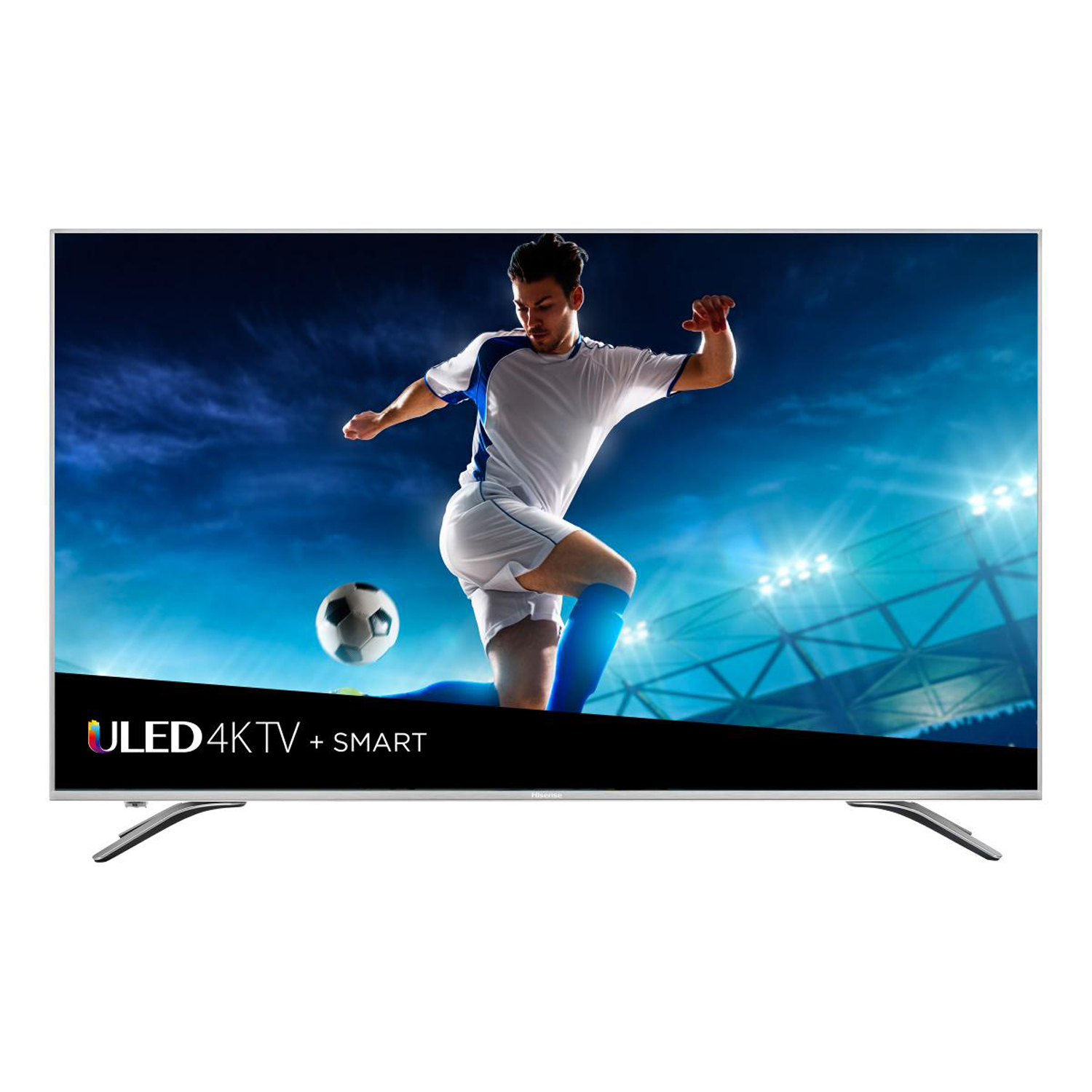 Refurbished Hisense 55 in. 9 Series 4K UHD Smart TV LED W/HDR and Works with Amazon Alexa