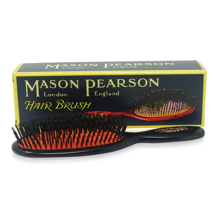 Mason Pearson Pure Bristle Pocket Hair Brush (Mason Pearson Badger Shave Brush)