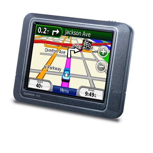 """Garmin nuvi 205 3.5"""" Portable GPS, Black"""
