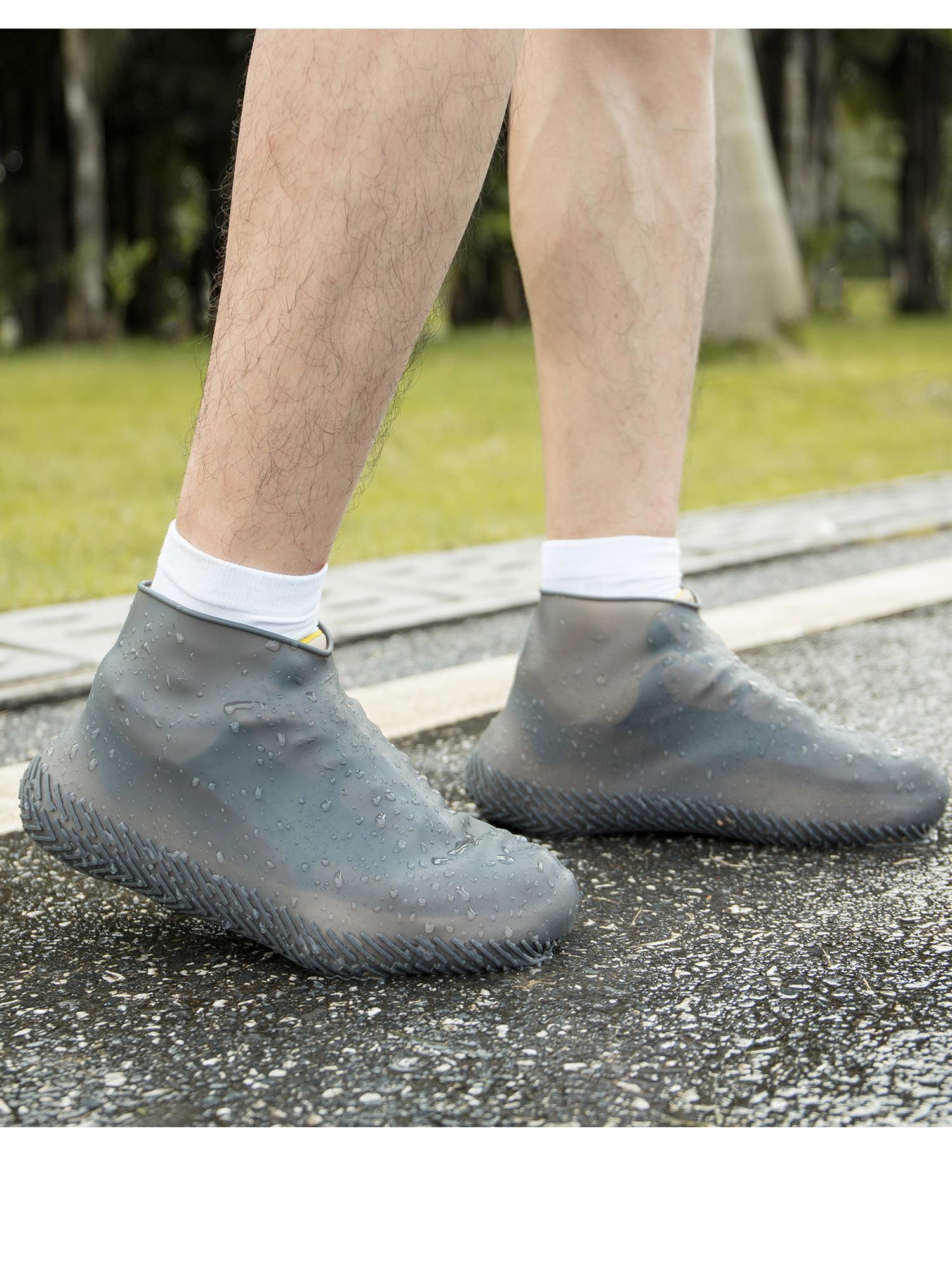 Waterproof Non-Slip Rubber Rain Shoe
