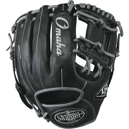 Louisville Infield Glove - Louisville Slugger Omaha Baseball Glove, Multiple Sizes