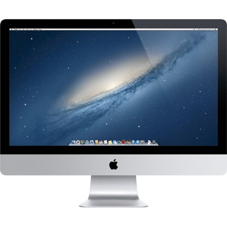 "Apple 21.5"" Full HD Display iMac 2.7 GHz i5 Quad-Core 8GB Ram 1T HD - ME086LL/A (Certified Refurbished in Non-Retail Packaging)"