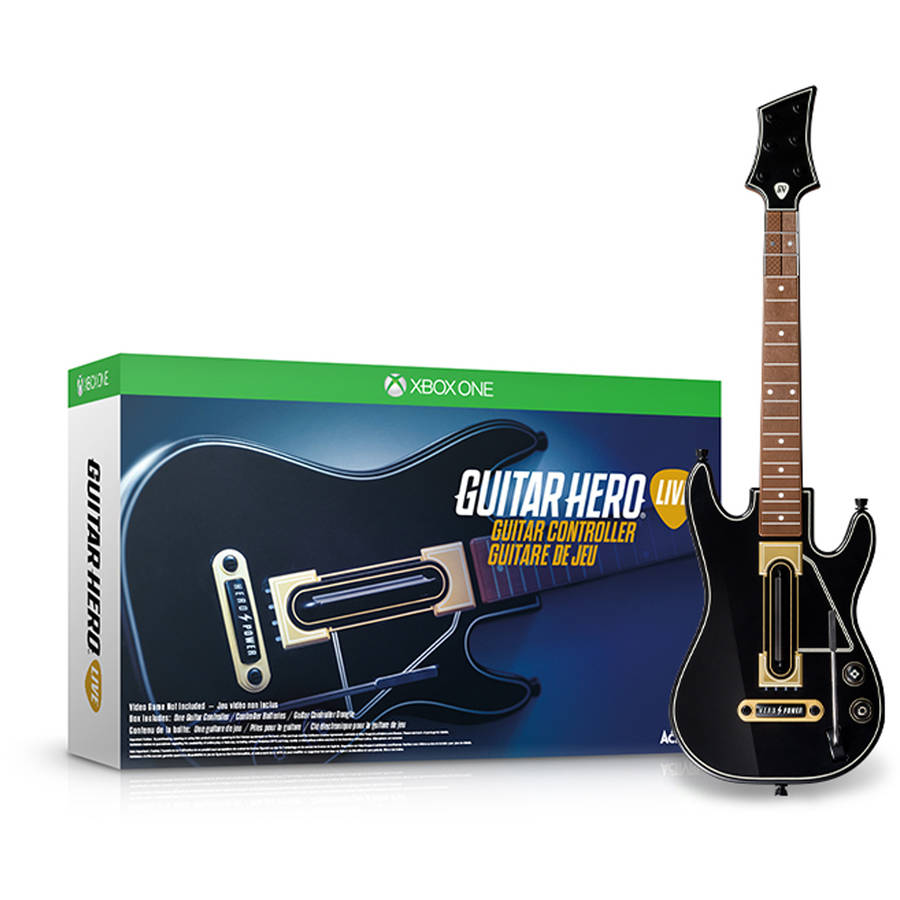 Guitar Hero Live [Guitar Only] (Xbox One)