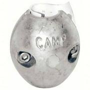 Camp X-8  X-8; 1-3/4 Egg Collar Zinc