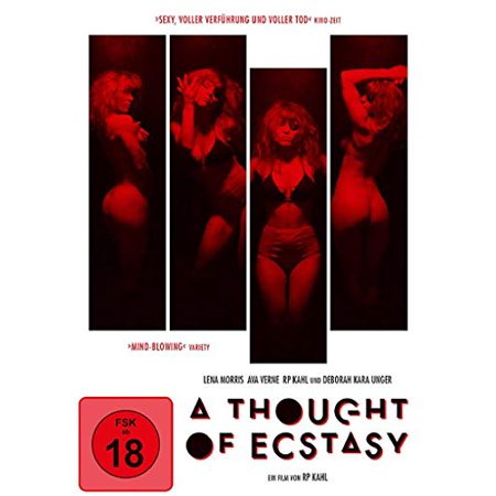 A Thought of Ecstasy (2017) [ NON-USA FORMAT, PAL, Reg.0 Import - Germany ] - Halloween Usa 2017 Date