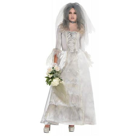 Ghost Bride Costume (Ghost Bride Adult Costume -)
