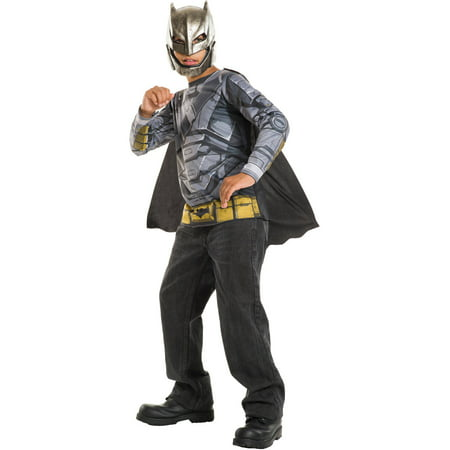 Armored Batman Top Child Halloween Costume](Original Batman Costume For Sale)