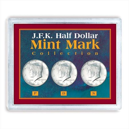American Coin Treasures  JFK Half Dollar Mint Mark