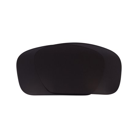 Replacement Lenses Compatible with OAKLEY Badman Polarized Advanced (Badman Oakley)