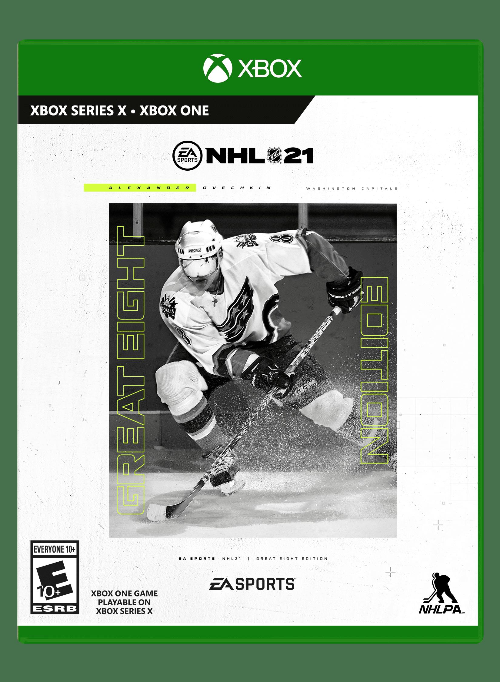 NHL 21 Ultimate Edition, Electronic Arts, Xbox One - Pre-order Bonus
