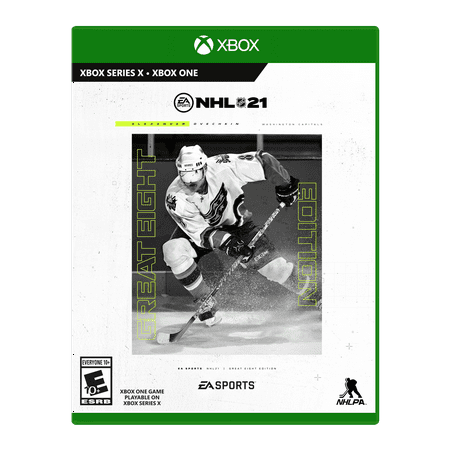 NHL 21: Great Eight Edition - Xbox One/Series X
