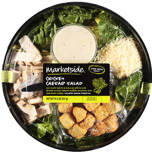 Marketside Chicken Caesar Salad, 14.5 oz